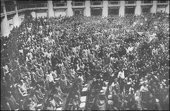 de sovjet van Petrograd